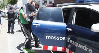 Detenido un atleta catarí tras la redada de Sabadell