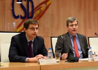 El COI cree que el caso de España es diferente al ruso