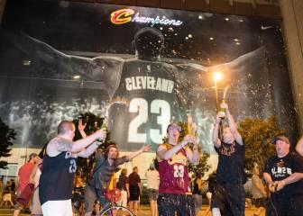 La ciudad de Cleveland ha roto el maleficio, ¿y los Browns?