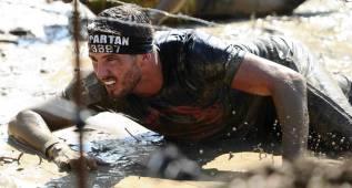 Bilbao reúne a 4.000 titanes en el desafío de la Spartan Race