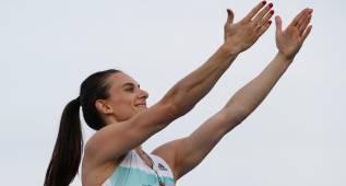 """Isinbayeva: """"Tendremos que luchar para estar en Río"""""""