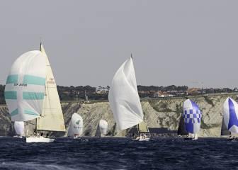 El Campeonato de Bizkaia reúne a 40 cruceros