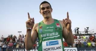 Bruno Hortelano ya es el español más rápido de la historia