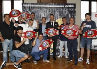 Los cinturones Espabox: más valor para el título de España