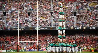 Barcelona vive una jornada histórica con la final del Top-14