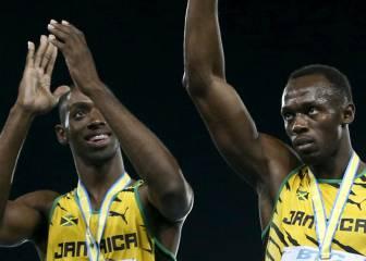 Un compañero de Bolt, oro en 4x100, confiesa tener el zika