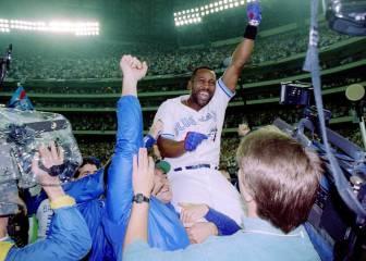 Los Blue Jays hacen historia en las Series Mundiales de 1993
