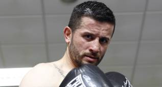 """Rubén Nieto: """"Nico y yo somos dos militares del boxeo"""""""