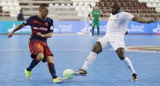 La estrategia le da al Barça una victoria de prestigio
