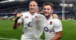 Inglaterra conquista Sydney y Nueva Zelanda barre a Gales
