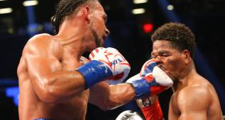Thurman retiene la corona ante Porter tras una intensa pelea