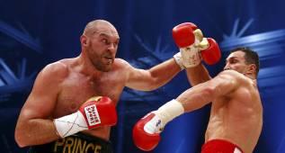 Tyson Fury ha dado positivo con anabolizantes, según el 'Mirror'