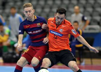 El Barça desaprovecha un 3-0 pero pasa a semifinales