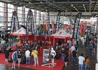 15.000 personas en la II Feria BIBE de la bicicleta en Durango