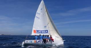 El 'Latinia' español es el equipo más joven en Sotogrande