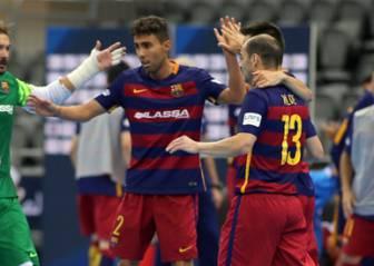 El Barça busca la final en plena renovación del equipo
