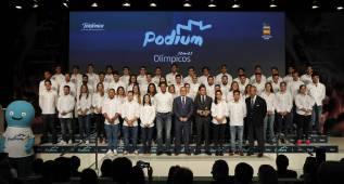 Podium llevó a 21 promesas a Río y seguirá hasta Tokio 2020