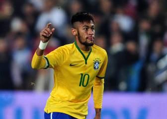 Brasil da la lista para Río 2016 con Neymar y Douglas Costa