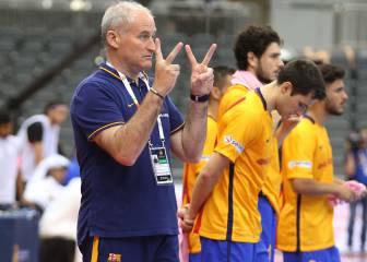 Adiós de Carmona con triunfo del Barça y Batería, castigado