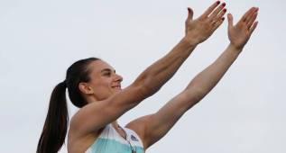 Isinbayeva solicita a la IAAF competir en los Juegos de Río