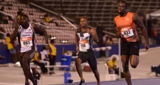 Usain Bolt pasa a semifinales con la segunda mejor marca