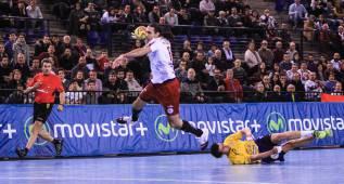 El Montpellier y el Chekhovskie Medvedi, rivales del Naturhouse