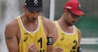 Herrera y Gavira pasan a la segunda ronda en Croacia