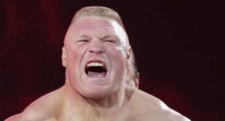 """Brock Lesnar: """"Me importa una mierda"""" lo que piense la WWE"""