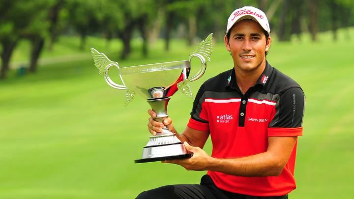 Carlos Pigem gana en Taipei su primer título como profesional