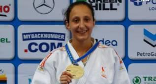 Mireia Lapuerta, campeona de Europa cadete