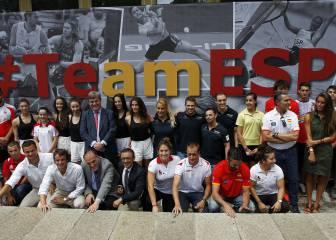 #TeamESP: un hashtag para que España vuele en Río