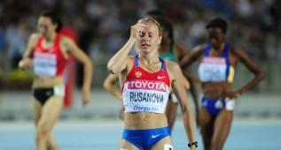Stepanova será la primera rusa en competir internacionalmente
