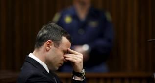Oscar Pistorius condenado a seis años de prisión por asesinato