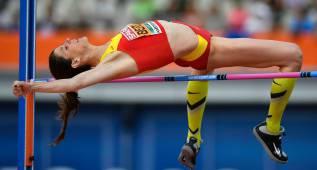 Ruth Beitia pasa a su 27ª final en la alta competición