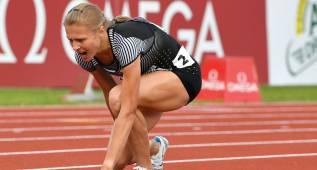 Stepanova, eliminada a las primeras de cambio
