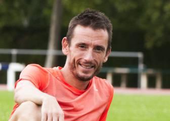 Castillejo, atleta y también entrenador de Llorenç Sales
