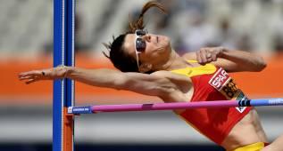 Ruth Beitia salta a por su tercer título europeo consecutivo