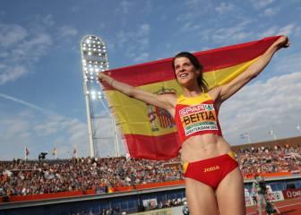 Ruth Beitia es mágica: gana el tercer oro europeo consecutivo