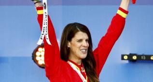 """Beitia: """"Esta medalla me sabe a historia, a felicidad y esfuerzo"""""""
