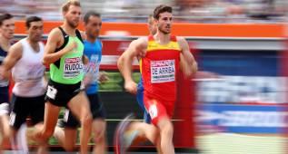 De Arriba y Pereira pasan a las finales de 800 y 1.500 metros