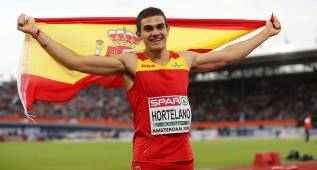 Bruno Hortelano, oro en 200 tras la descalificación de Martina