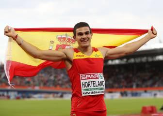 Hortelano, histórico oro en 200, al ser descalificado el campeón