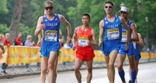 Schwazer, oro olímpico en Pekín, suspendido por dopaje