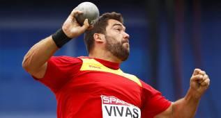 Borja Vivas y Carlos Tobalina se meten en la final de peso