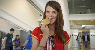 """Beitia: """"Nos queda el último sueño, la medalla olímpica"""""""