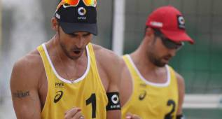 Herrera y Gavira pasan a semifinales en Gstaad