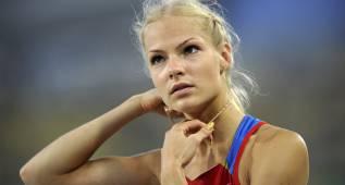 La rusa Klishina obtiene el permiso para participar en Río