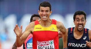 """Mechaal: """"Aspirar al podio olímpico es un poco necio"""""""