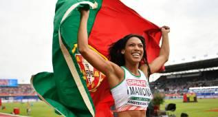La presidencia lusa también condecora a los medallistas
