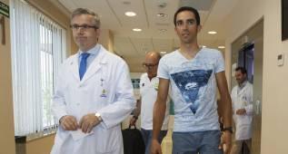 Contador se pierde los Juegos: tendrá que parar un mes
